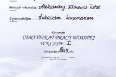 AMI_certyfikacja woda_kl I_r