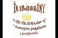 IX urodziny 1