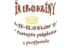 IX urodziny